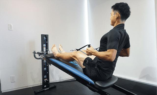 肩・腕のトレーニング